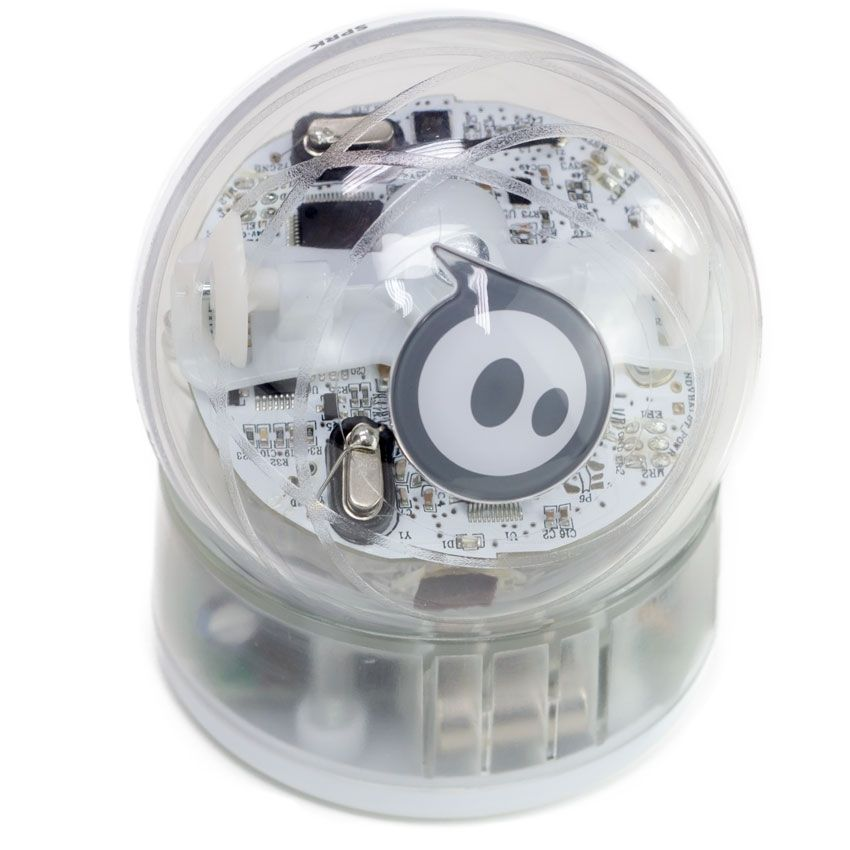 SPRK Sphero is a robot that can be dynamically reprogrammed via your smartphone or tablet. And as much fun as SPRK Sphero is, as home educators we find ourselves primarily interested in its two free programming apps - Macrolab and OrbBasic.