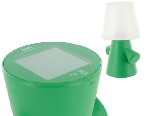 Solar Powered Outside Lamp from Lexon Design from Dwell Modern Collection