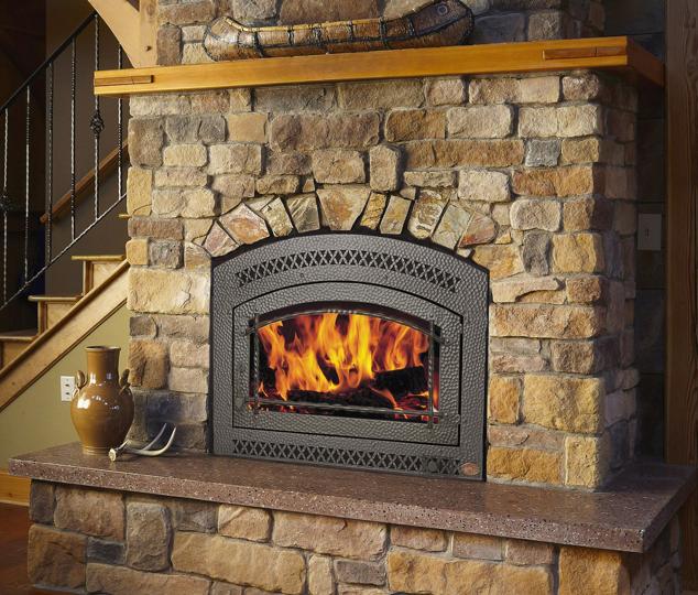 Cleveland Fireplaces Wood Burning Fireplace Inserts