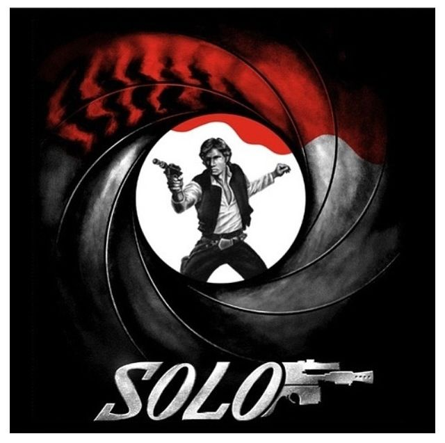 My name is Solo, Han Solo