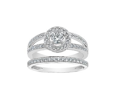 bague diamant guerin