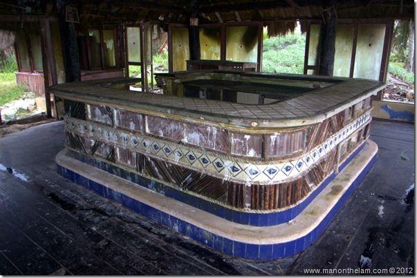 Deserted Bar And Restaurant Abandoned Beach Resort Club Maeva Tulum Xpuha Riviera Maya Mexico Tulum Beach Beach Resorts Mexico Resorts