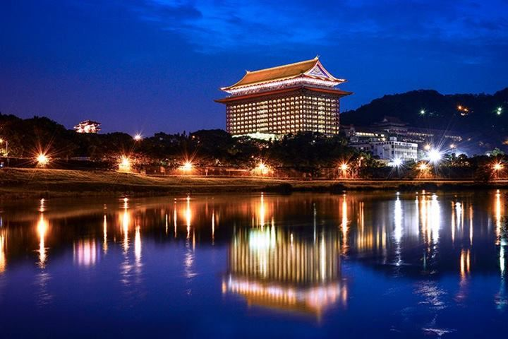 Grand Hotel Taipei Taiwan