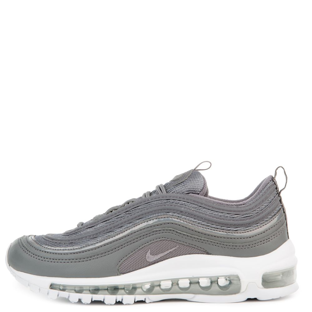 ... details for f9940 450b0 Nike Nike Air Max 97 (gs)  Gunsmokegunsmoke-white ... 36e44d21c