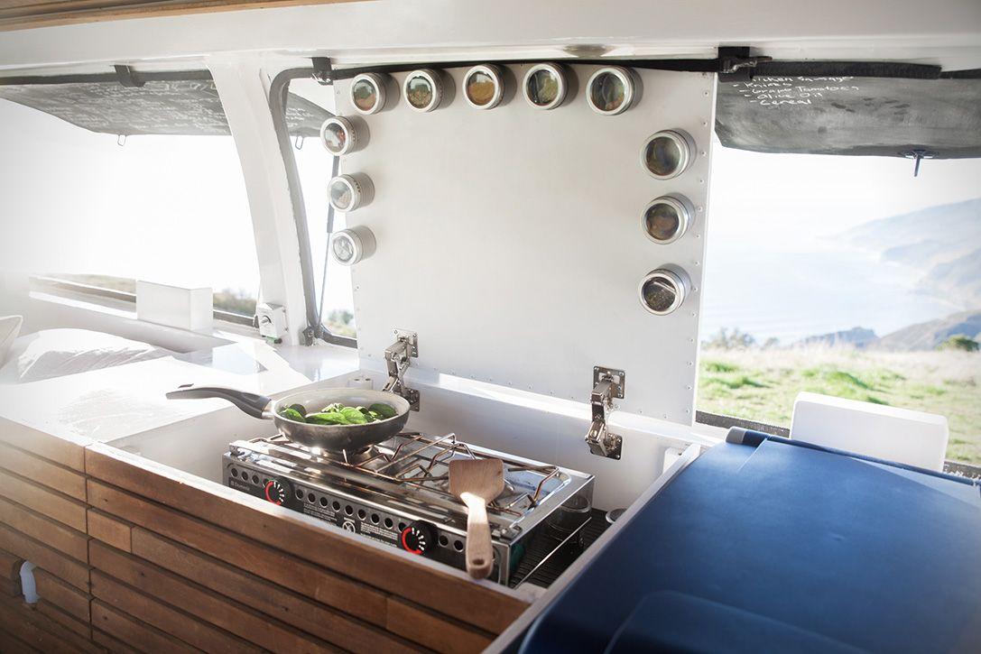Photo of The Vanual Camping Van                                                          …