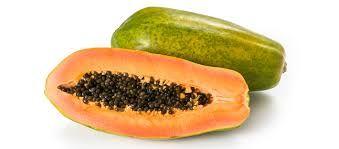 Papaya for increasing breast size