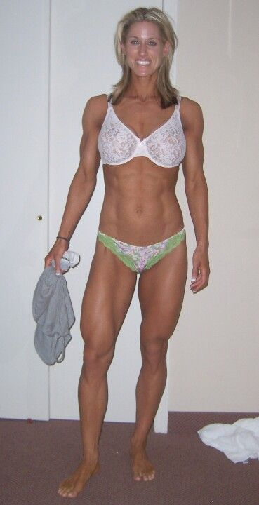 Mature fitness babes