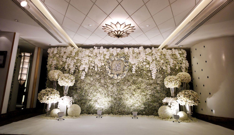 Wedding gate and stage decoration  รทน   รานดอกไมกระดาษ งานแตงงาน   Pantip  Wedding