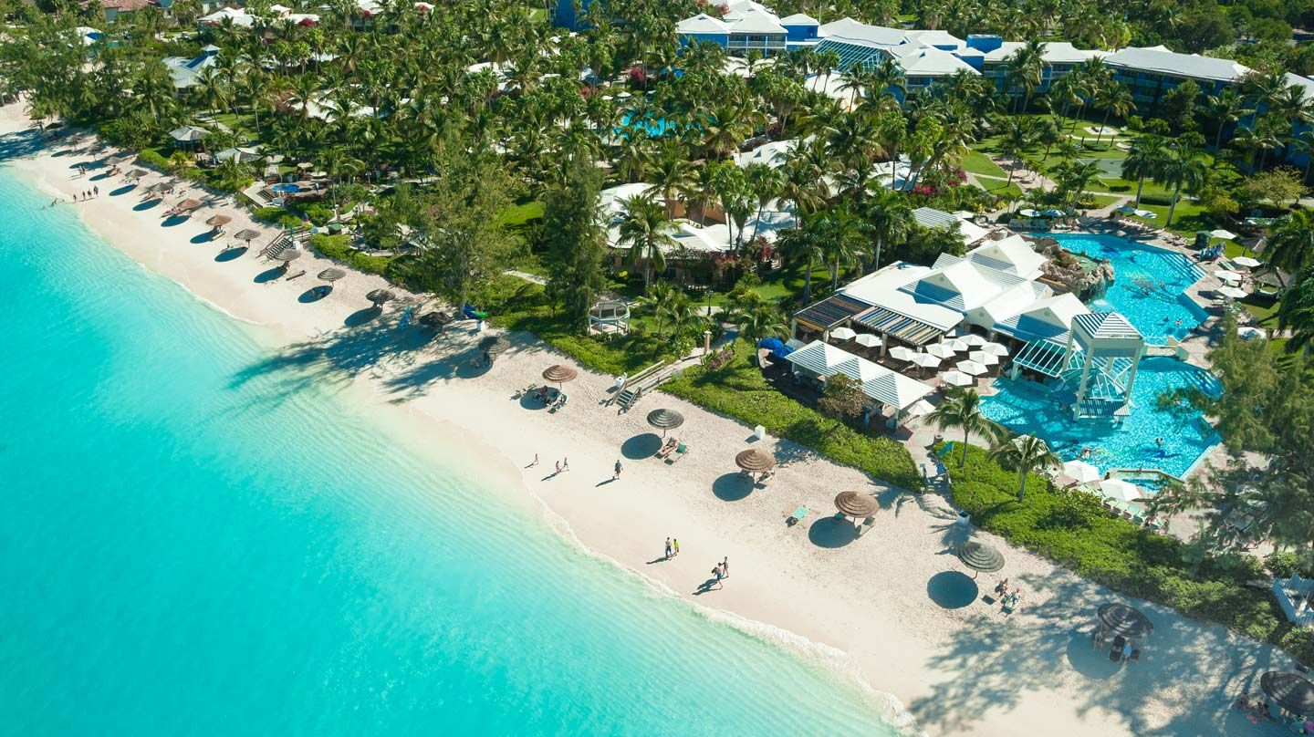 Caribbean Village At Turks Caicos Resorts Beaches With Images