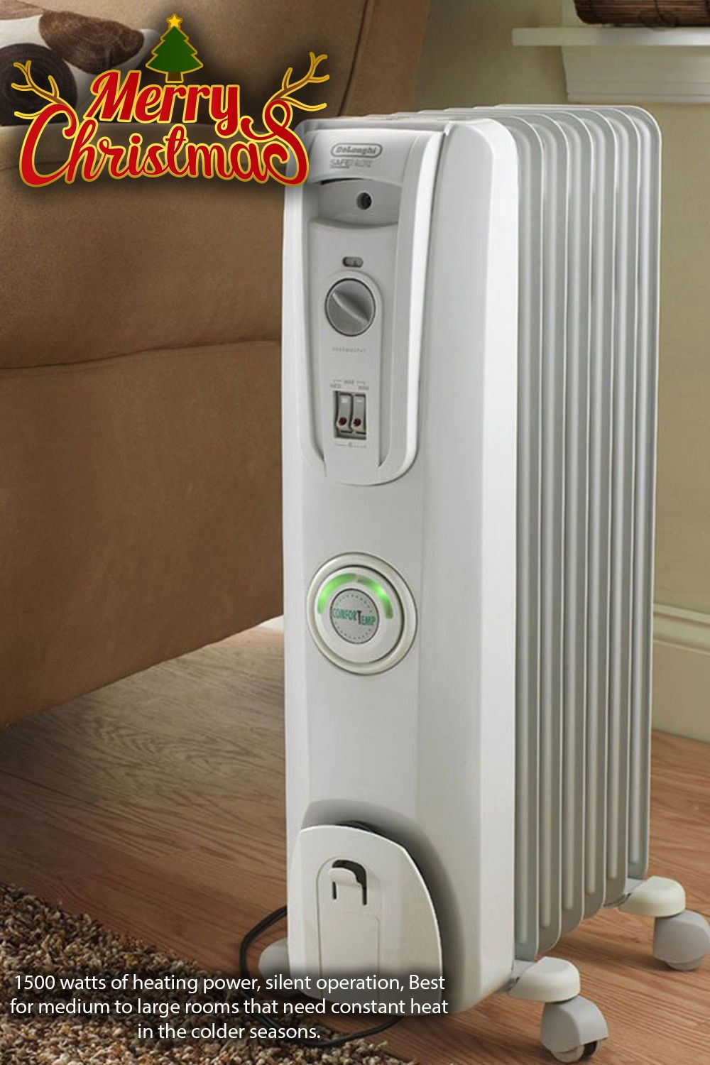 Top 10 Oil Filled Radiant Heaters April 2020 Reviews And Buyers Guide Oil Heater Heater Radiant Heaters