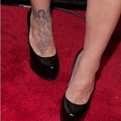 Celebrity Tattoo Pictures | POPSUGAR Celebrity
