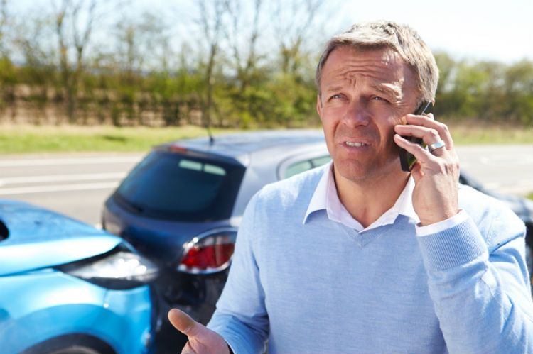 An underinsured motorist accident is said to have occurred