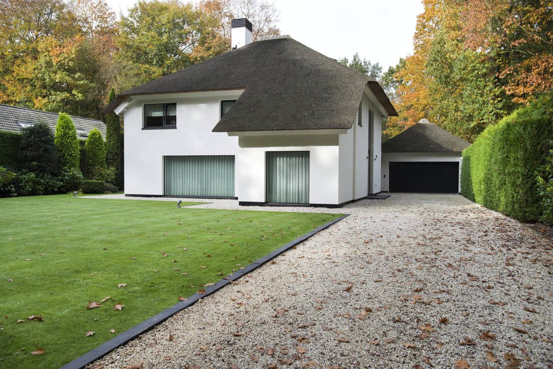 A stunning home of simple delights thatched roof amazing