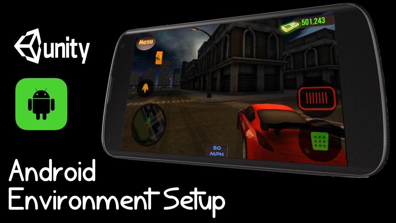 Unity Android Game Tutorial How to Make a Game or App