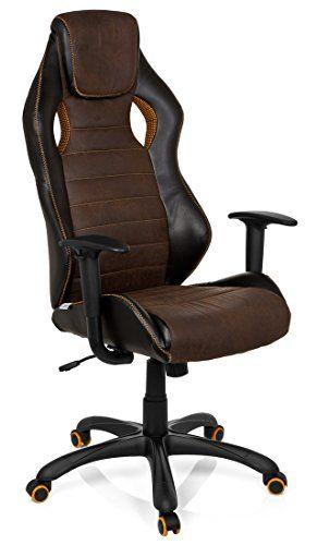 hjh OFFICE 621880 chaise de bureau gaming fauteuil gamer