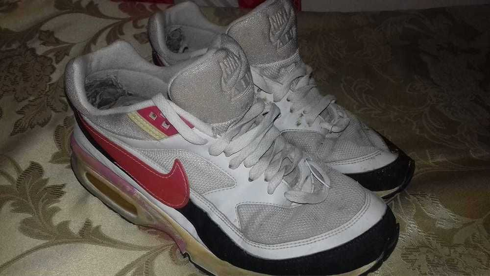 Size Nike 100 Sport Sneakers 2008 42 Max Air And White Pink Men's D9E2IWH