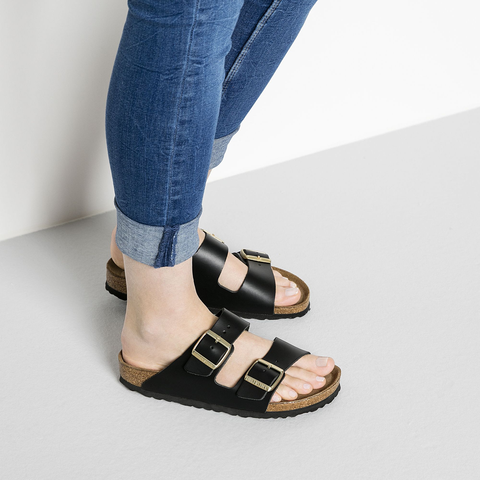 5f94ae77c Arizona Natural Leather | must. have. | Natural leather, Birkenstock ...