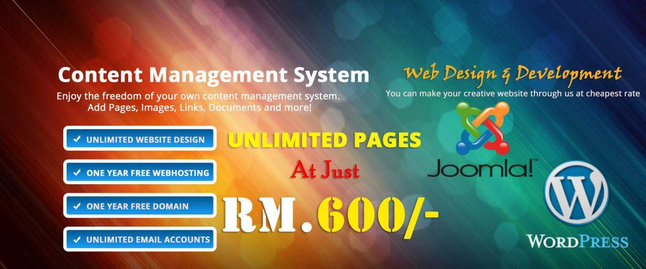 Cheap Website Design For Rm600 Unlimited Pages In Malaysia Cms Website Design Cheap Website Design Wordpress Website De Wordpress Website Design Cheap Website Design Website Design Company