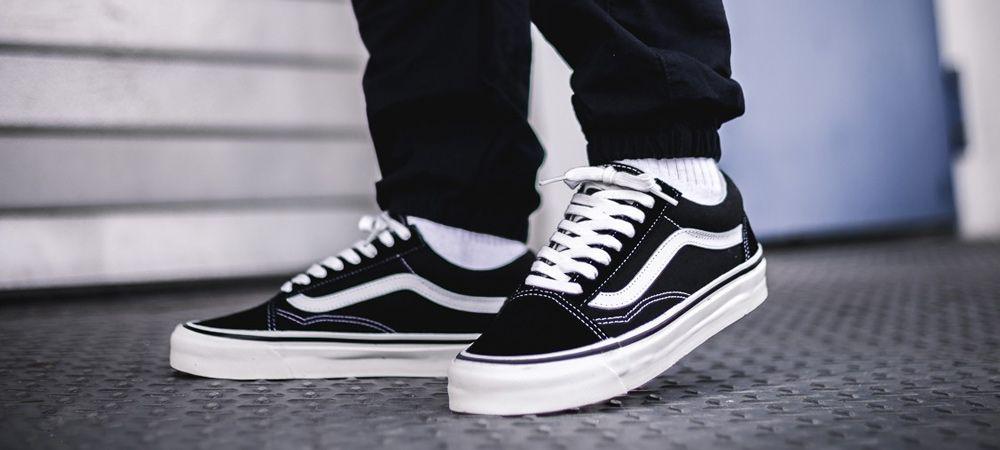 Sneaker Hall Of Fame: Vans Old Skool   Vans old skool