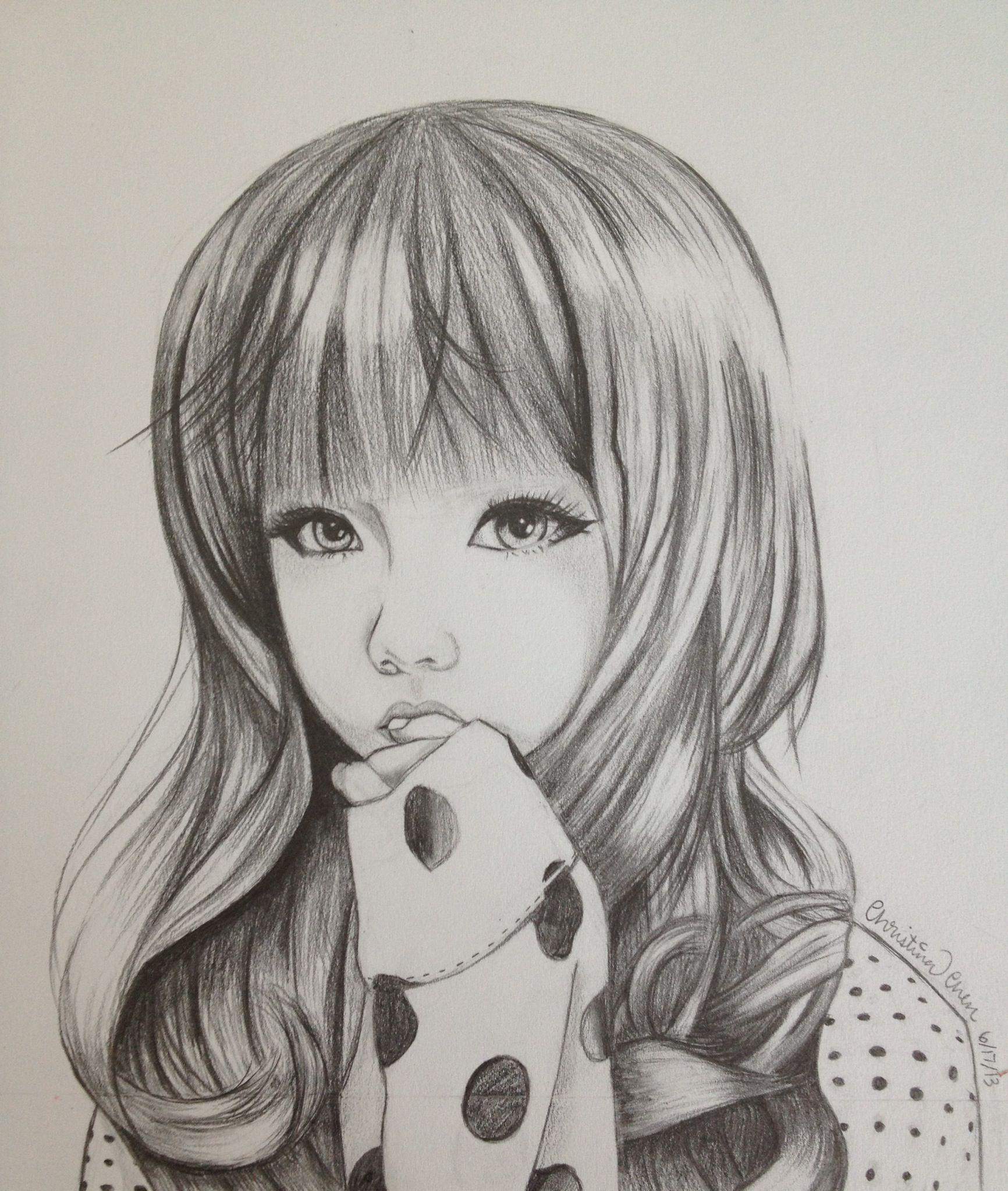 Картинки которые связаны с кореей для срисовки