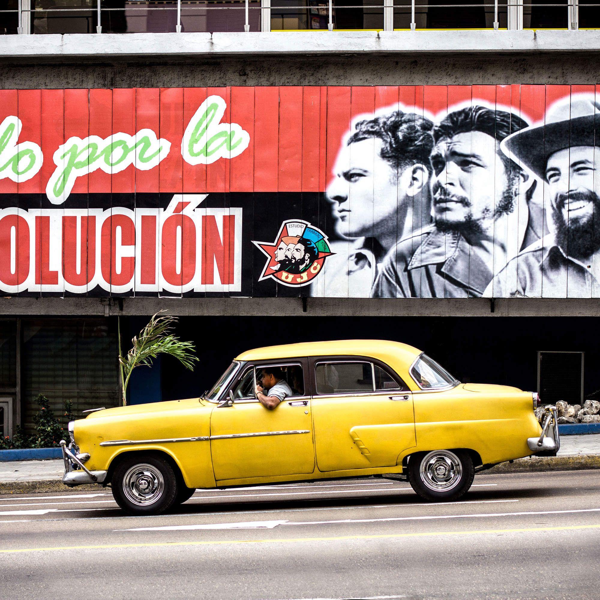 The newest legal way to visit Cuba: Run a marathon