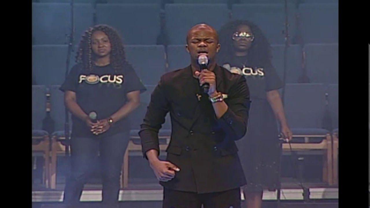 Kelontae Gavin at Pastors and Church Leaders Conference 2019
