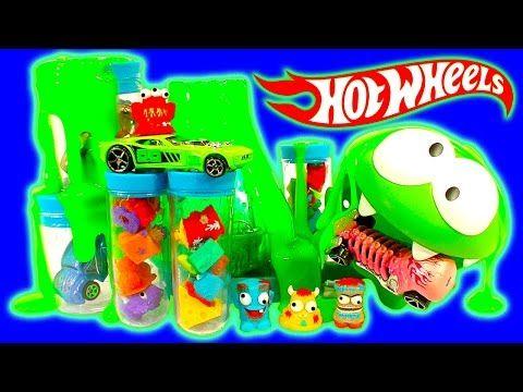 Hot Wheels Monster Jam Maximum Destruction Battle Play Set!    Toy Reviews    Konas2002 - YouTube