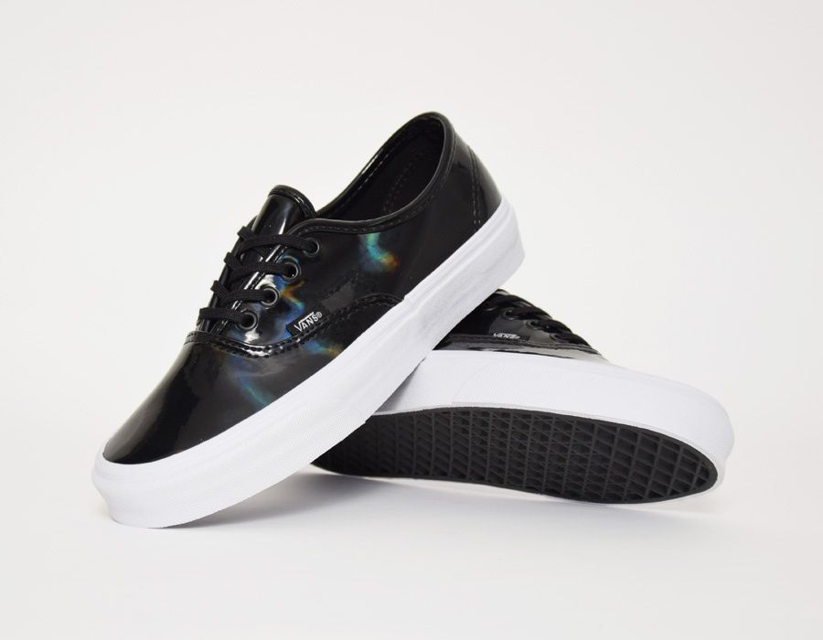 Vans Sneakers Authentic Patent Leather Black