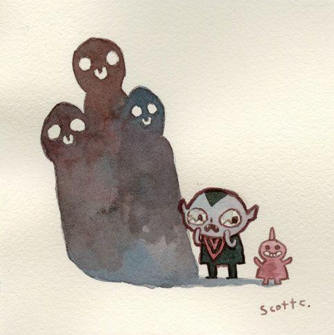 Scott C - littleguythreespirits