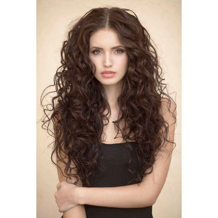 Wig Natural Wave Lace Front Wig Human Hair Chocolate Brown 4 Nw 4 Brown Hair Looks Chocolate Brown Hair Long Hair Styles