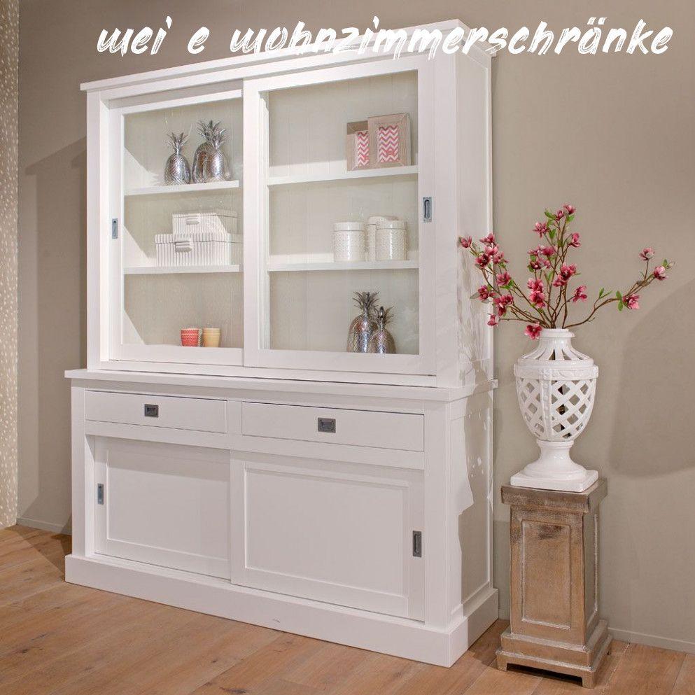 8 Weiße Wohnzimmer Geschlossenke in 8  Living room cabinets