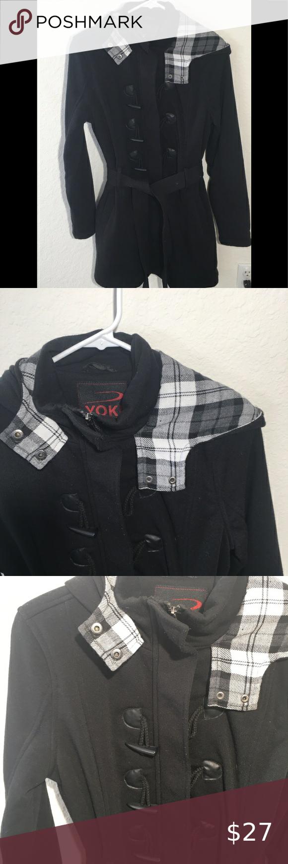 Yoki Outerwear Collection Jacket Pea Coat Hoodie Hoodie Coat Outerwear Women Clothes Design [ 1740 x 580 Pixel ]
