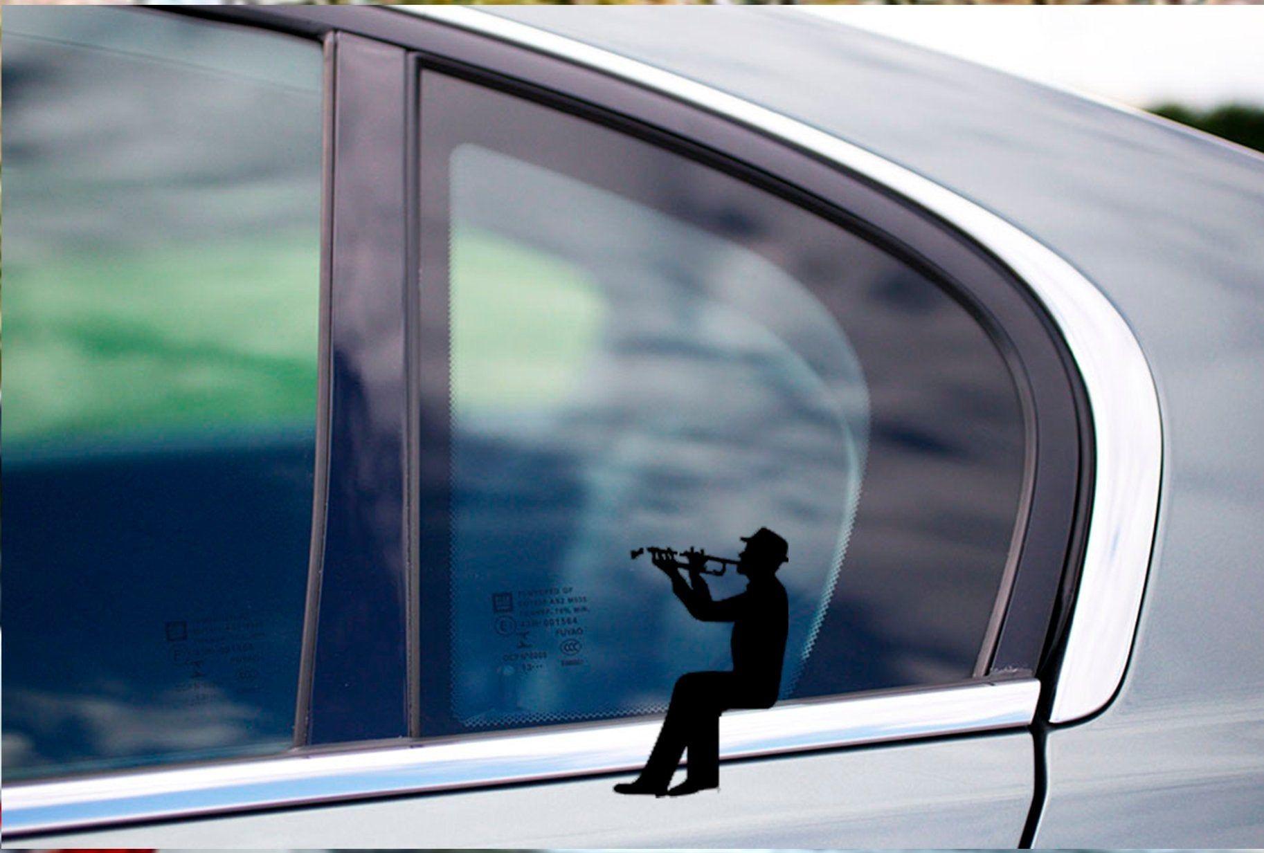 Trumpet Player Decal Light Switch Decal Sticker Car Window Decal Wall Sticker Labtop Decal Vinyl Art In Var Switch Decals Light Switch Decal Window Decals [ 1233 x 1826 Pixel ]