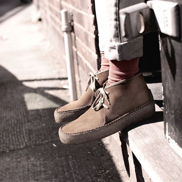 11 Best Clark Wallabees Outfit images | Clarks originals