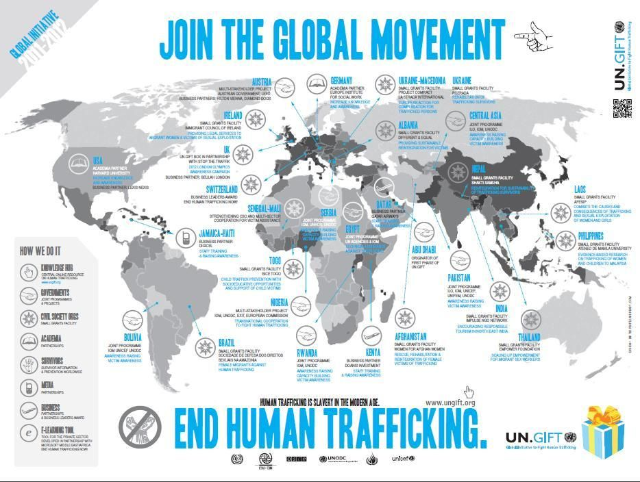 """human trafficking a call for global The ministry of foreign affairs will be organising the conference on  an  outcome document of the conference entitled """"bangkok call,"""" which will   implementation of the global plan of action to combat trafficking in persons."""