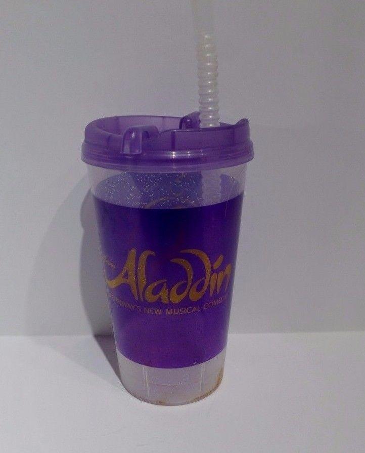Broadway Musical Disney's Aladdin Souvenir Cup That Is A