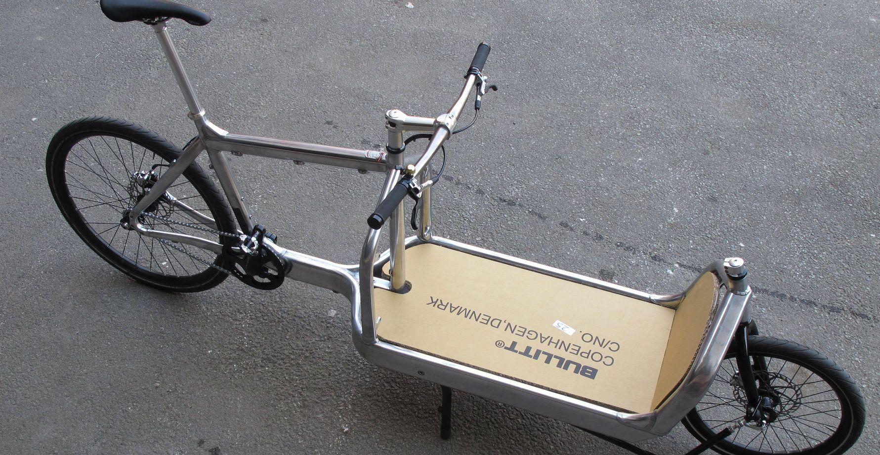 Larry Vs Harry Cargo Bike Bullitt A Fast Cargo Bike Designed