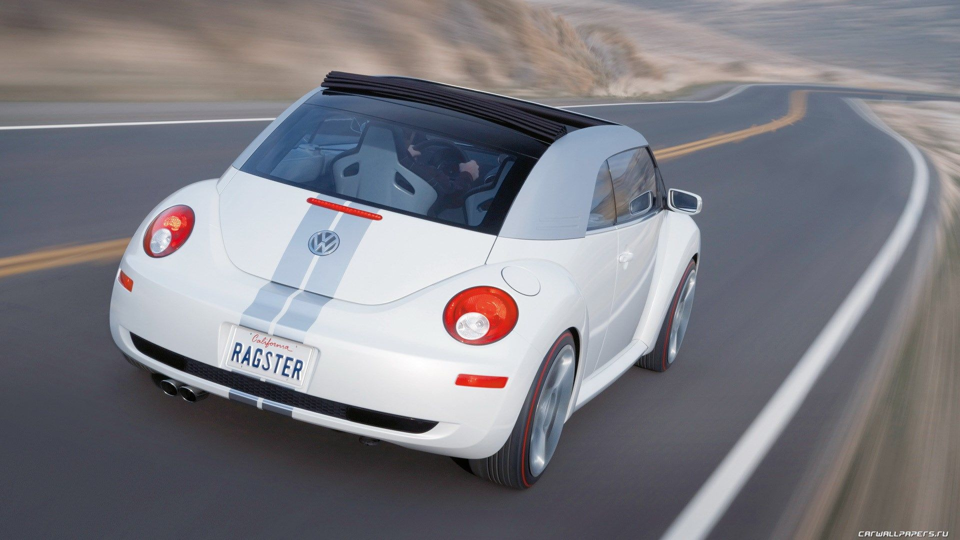 2005 volkswagen beetle ragster picture desktop by chase brian