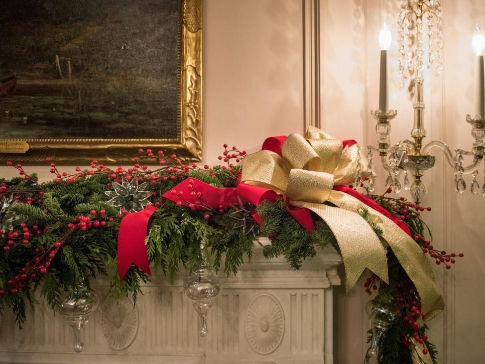 White House Christmas Tour 2016 Part I Woodland Christmas Christmas Christmas Holidays