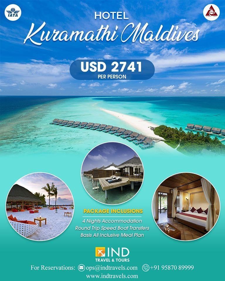 Hotel Kuramathi Maldives Maldives Holidays Hotels And Resorts Maldives Travel