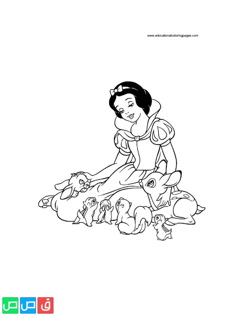 رسومات للتلوين للبنات أكثر من مائة صورة جاهزة للطباعة قصص اطفال Art Ecard Meme Memes