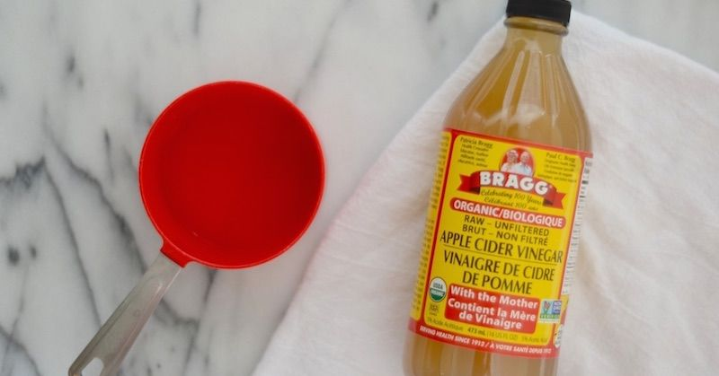 16 Uses Of Apple Cider Vinegar Around The House, And