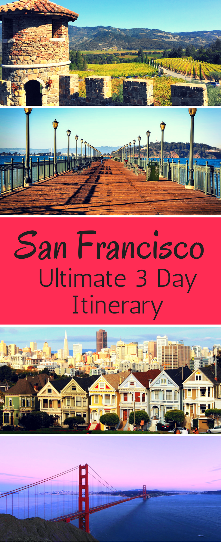 Top Attractions in San Francisco discover the