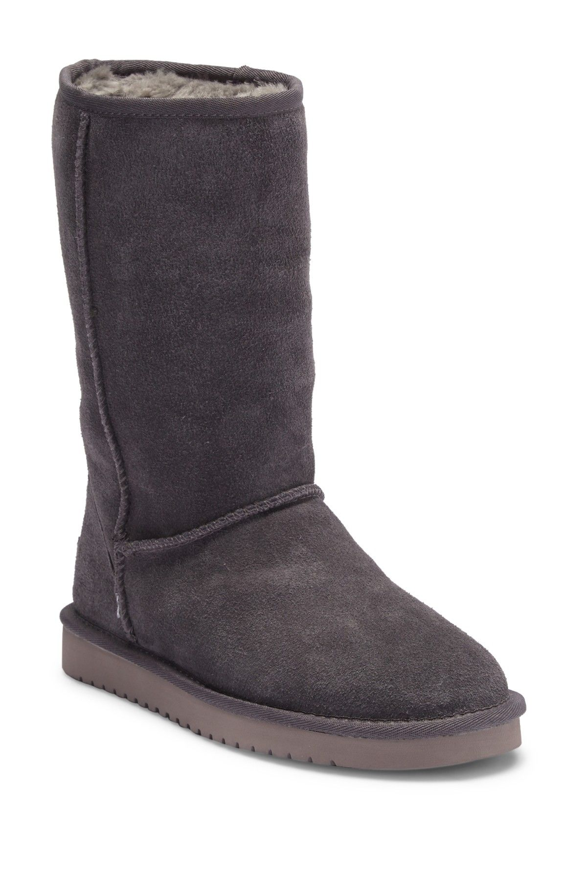 a011fee904e Classic Genuine Shearling & Faux Fur Lined Tall Boot in 2019 ...