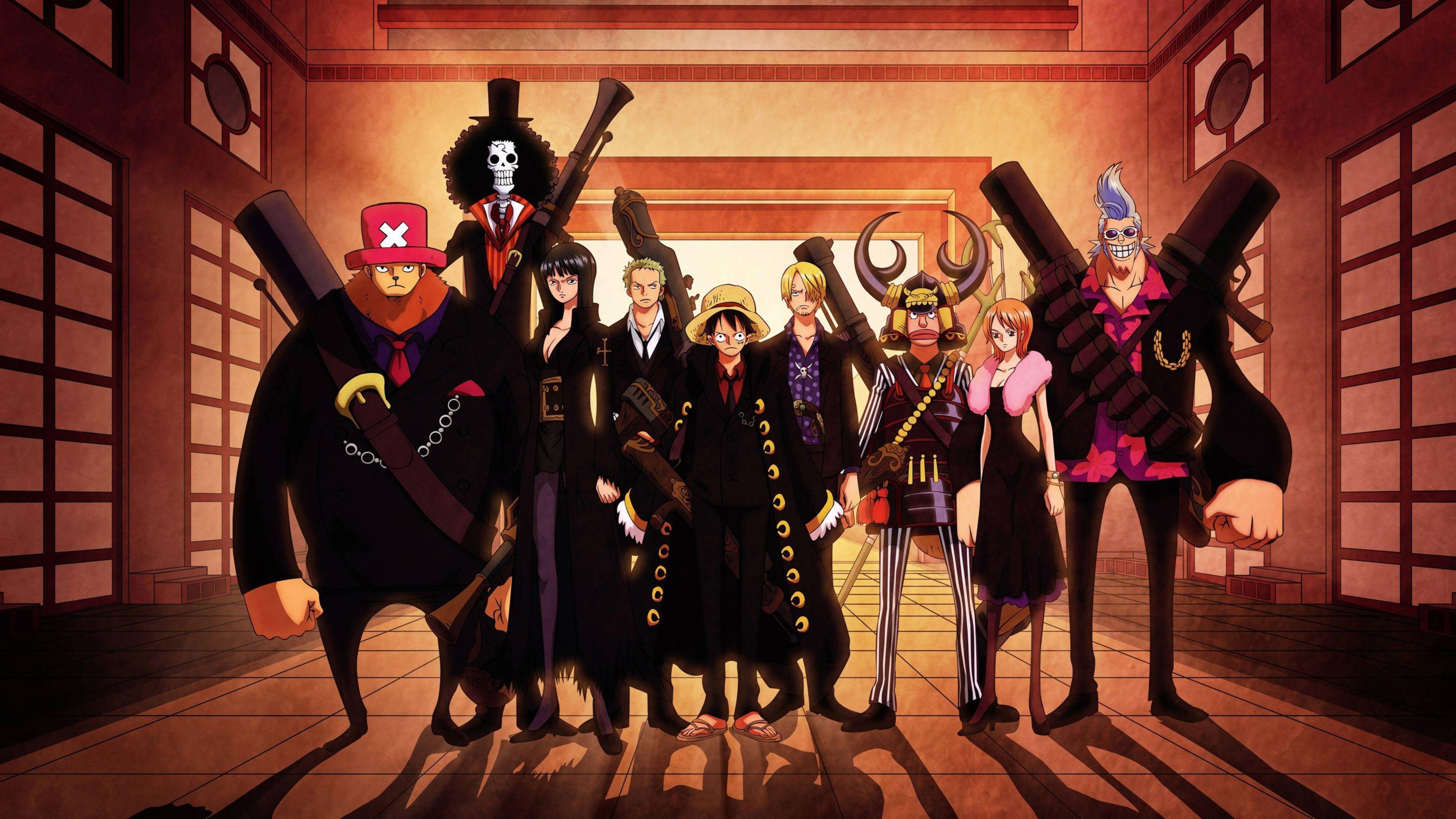 Wallpapers De One Piece Para Pc Gambar Roronoa Zoro Robin