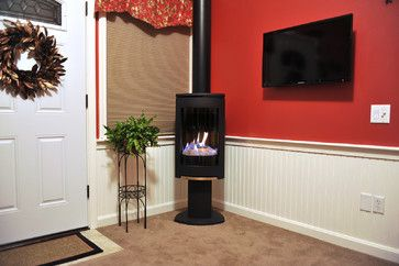 Jotul Gz370 Gas Stove Traditional Entry Boston August West