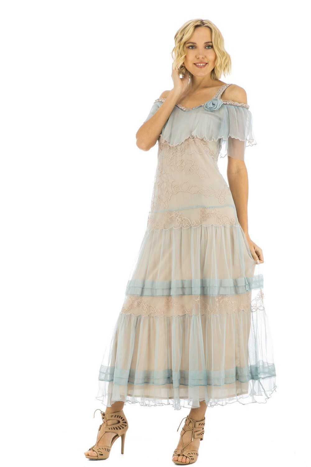 S peasant style prom dress wow s fashion pinterest