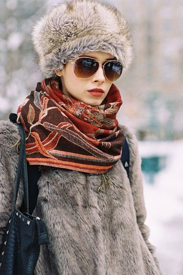New York Fashion Week Aw 2013....after Ruffian ( Fur Real Faux Hats & 0 )