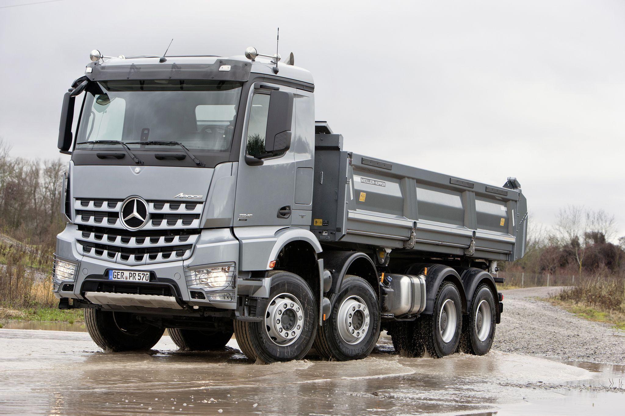 Mercedes Benz Arocs Truck
