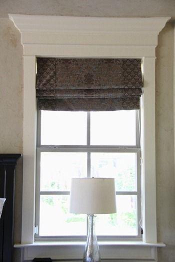 Trimming The Door... | Home, Interior window trim, House trim